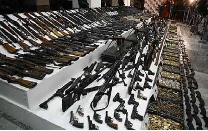 A Partir del Combate al Narcotráfico, México el Segundo País en Comprar Armamento