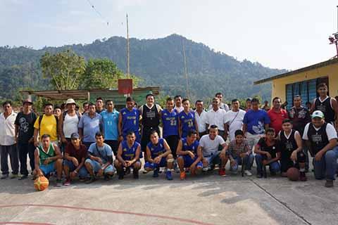 Recorre Diputado Zamora Morlet Comunidades del Distrito XI