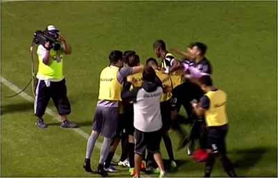 Ganó el Mejor: Cafetaleros Derrota 3-2 al Celaya