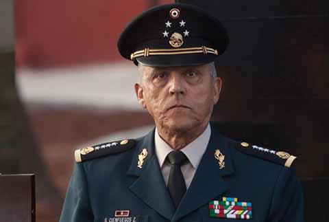 General Cienfuegos Discutirá Ley de Seguridad con Diputados
