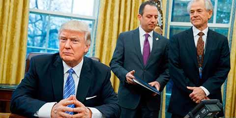 Cruel, las Políticas Migratorias de Trump