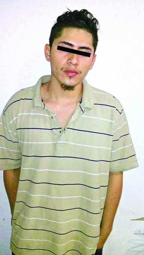 Detienen a Extorsionador Salvadoreño
