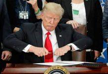 Publica Estados Unidos Fechas Para Construcción del Muro