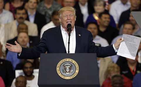 Ordena Trump Persecución y Deportacion Inmediata de Indocumentados