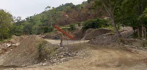 Toda la Sierra Madre de Chiapas esta Concesionada a la Minería: Moreno