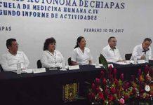 2º Informe de Actividades en Escuela de Medicina