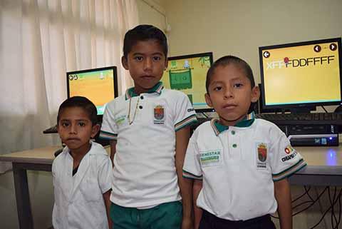 Luis Eduardo, Kevin Gómez, Damian Bartolón.