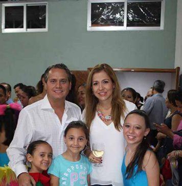 Familia Marín Llovera.