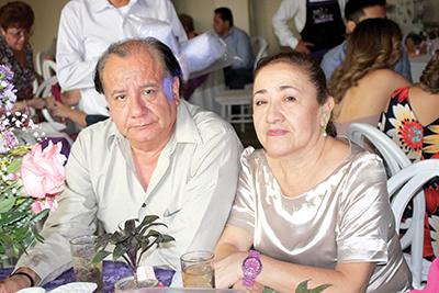 Manuel, Maricarmen de Ordoñez.