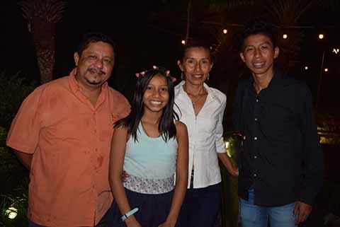 Familia Escobar Bautista.