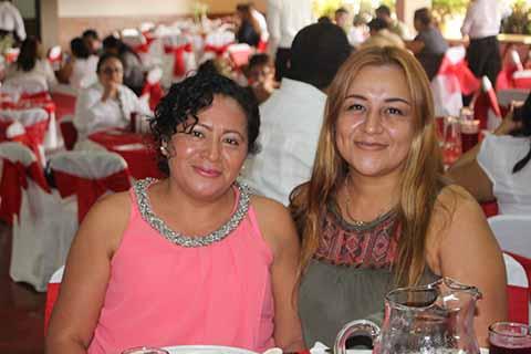 Tere Gayoso, Lupita Mendoza.