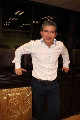 Tito Sánchez, rey de la Alegría.