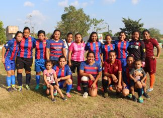 Cariocas Goleó a Tapachula