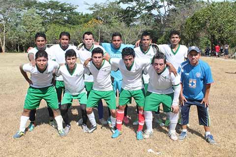 Cafetaleros Jr. Barren a Deportivo La Bodeguita