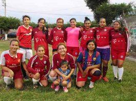 Bayern Girls Derrotan a Mix La Sierra