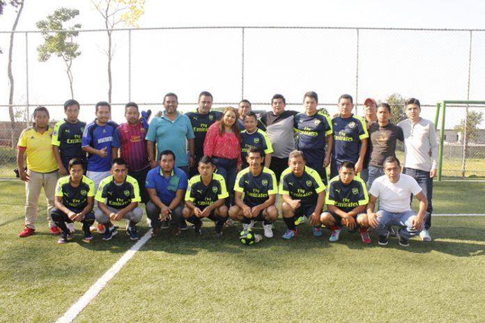 Unión Juárez Venció a Deportivo JCM