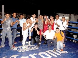 Con Éxito se Realizó Función de Box en Tapachula