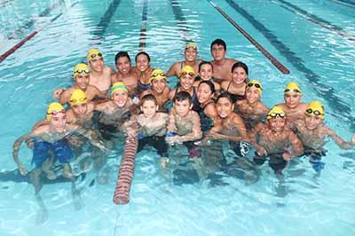 Nadadores Tapachultecos Competirán en Comitán