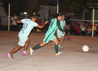 Hoy Arranca el Torneo de Futbol Rápido en Álvaro Obregón