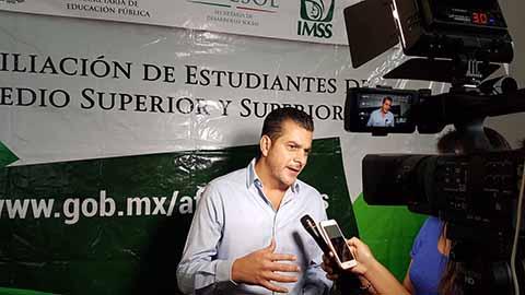 Destaca Yamil Melgar Logros en el IMSS