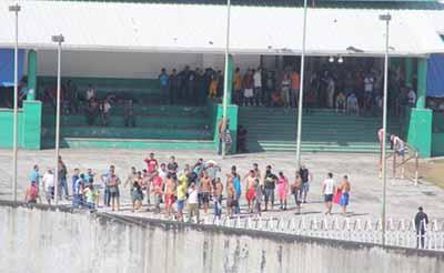 Identifican a los 3 Cubanos Fugados de la Estación Migratoria Siglo XXI