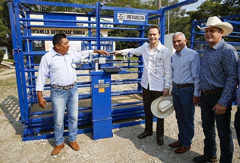 Constata el Mandatario Estatal avances en la construcción de Planta Extractora de Aceite de Palma en Palenque, la cual, con una inversión de mil 200 mdp, será la más grande de México y Centroamérica y generará más de 5 mil empleos.