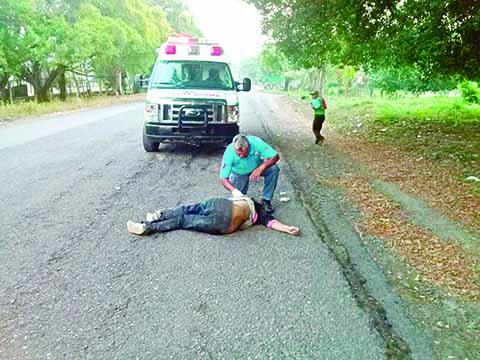 Muere Migrante Atropellado en la Costera