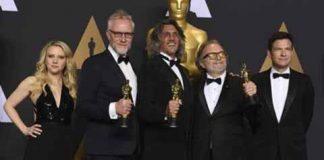 La 89ª Edición de los premios Oscar estuvo marcada por las muestras de apoyo hacia la comunidad latina, y el repudio al muro fronterizo que plantea Donald Trump.