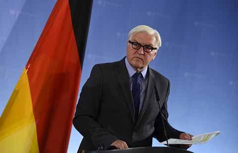 Frank-Walter Steinmeier ha sido un asiduo crítico del magnate estadounidense.