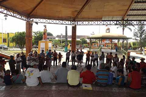 Continúa Escasez de Agua en Tuxtla Chico
