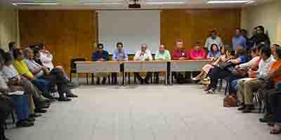 Rector de la UNACH da Solución a Petición de Docentes en Torno al PRODEP