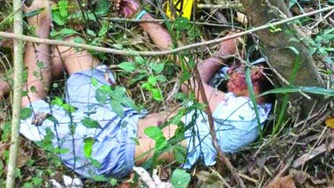 Identifican Cadáver de Salvadoreño Encontrado en el Río Cahoacán