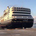 En Puerto Chiapas Arribaron Cinco Cruceros de Prestigiadas Líneas Navieras