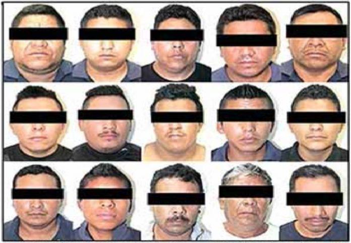 En Chiapilla, tres sujetos fueron quemados vivos luego de haber sido acusados de robo. Las autoridades recogieron más tarde los cadáveres calcinados; también informaron que hasta el momento suman 15 detenidos por estos hechos.