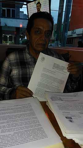 """Vigentes las Demandas Penales Contra Pablo Salazar por Peculado de 11 Mdp del Caso """"Stan"""""""