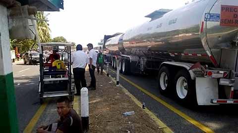 Protestas Contra el Gasolinazo E Inseguridad Desquician Vialidad