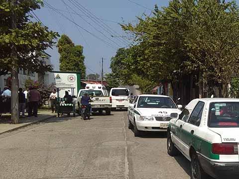 Taxistas de Huixtla Exigen Seguridad