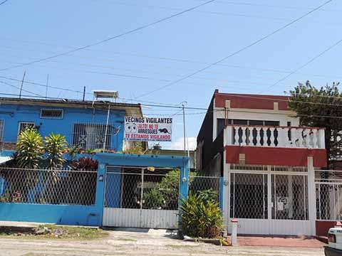 """Lanzan Advertencia a Delincuentes en la colonia """"Francisco Villa"""""""