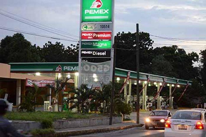 Inundan de Gasolineras a Tapachula; se fue la TAR de la 4ª Sur Pero Abren más Mini Bombas de Tiempo