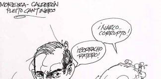 PLEITO CANTINERO...