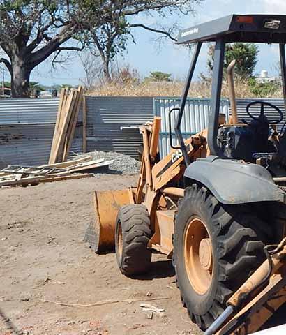 Autoridades Ignoran Alerta por Construcción de Gasolinera