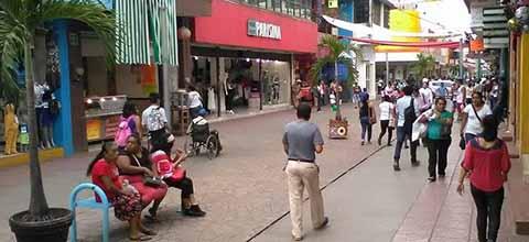 Para Atraer Mayor Visitantes Necesitamos Dar un Nuevo Rostro al Centro Comercial de la Ciudad: CM