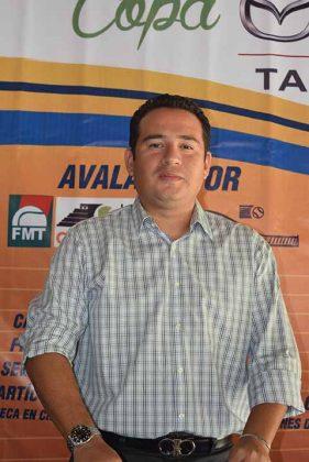 Luis Gómez, director del Torneo.