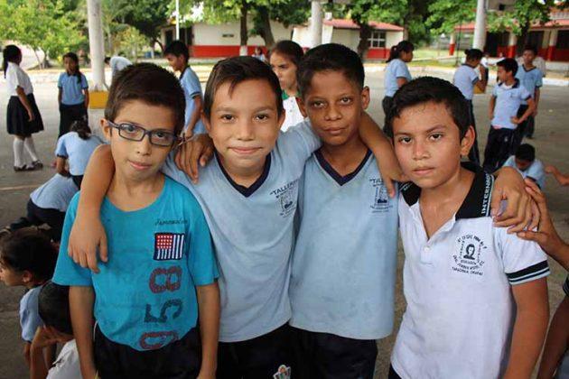 Rodrigo González, Manolo Guzmán, Geison Rivas, Jair Martínez.Rodrigo González, Manolo Guzmán, Geison Rivas, Jair Martínez.