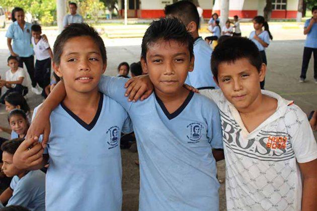 Alfredo Orozco, Oscar Aguilar, Bacner Itai.