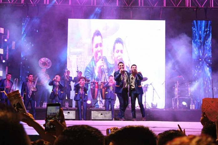 La Arrolladora Armó la Fiesta en la Feria Tapachula