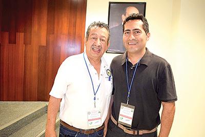 José Gordillo, Daniel Gordillo.