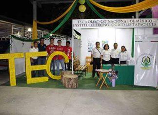 Instituto Tecnológico de Tapachula ofrece las Carreras en Ingeniería Industrial, Ingeniería Civil, Ingeniería Química, Ingeniería Electromecánica, Ingeniería en Gestión Empresarial y la Ingeniería en Sistemas.
