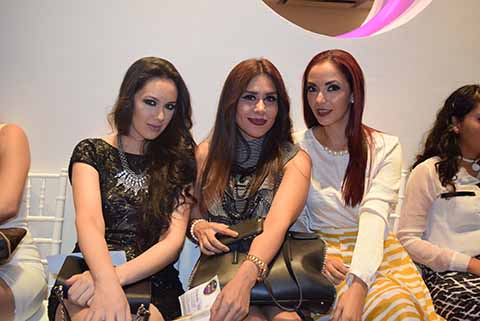 Alina, Magda Montiel, Nina Rodríguez