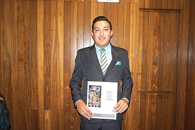 Rubén Pacheco.